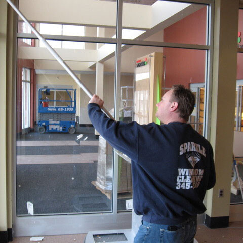 Commercial Window Cleaning – Image 2