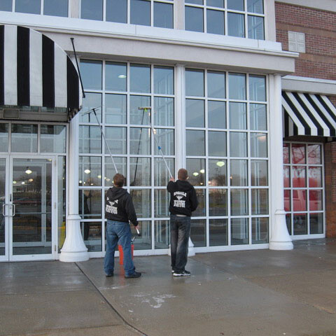 Commercial Window Cleaning – Image 1