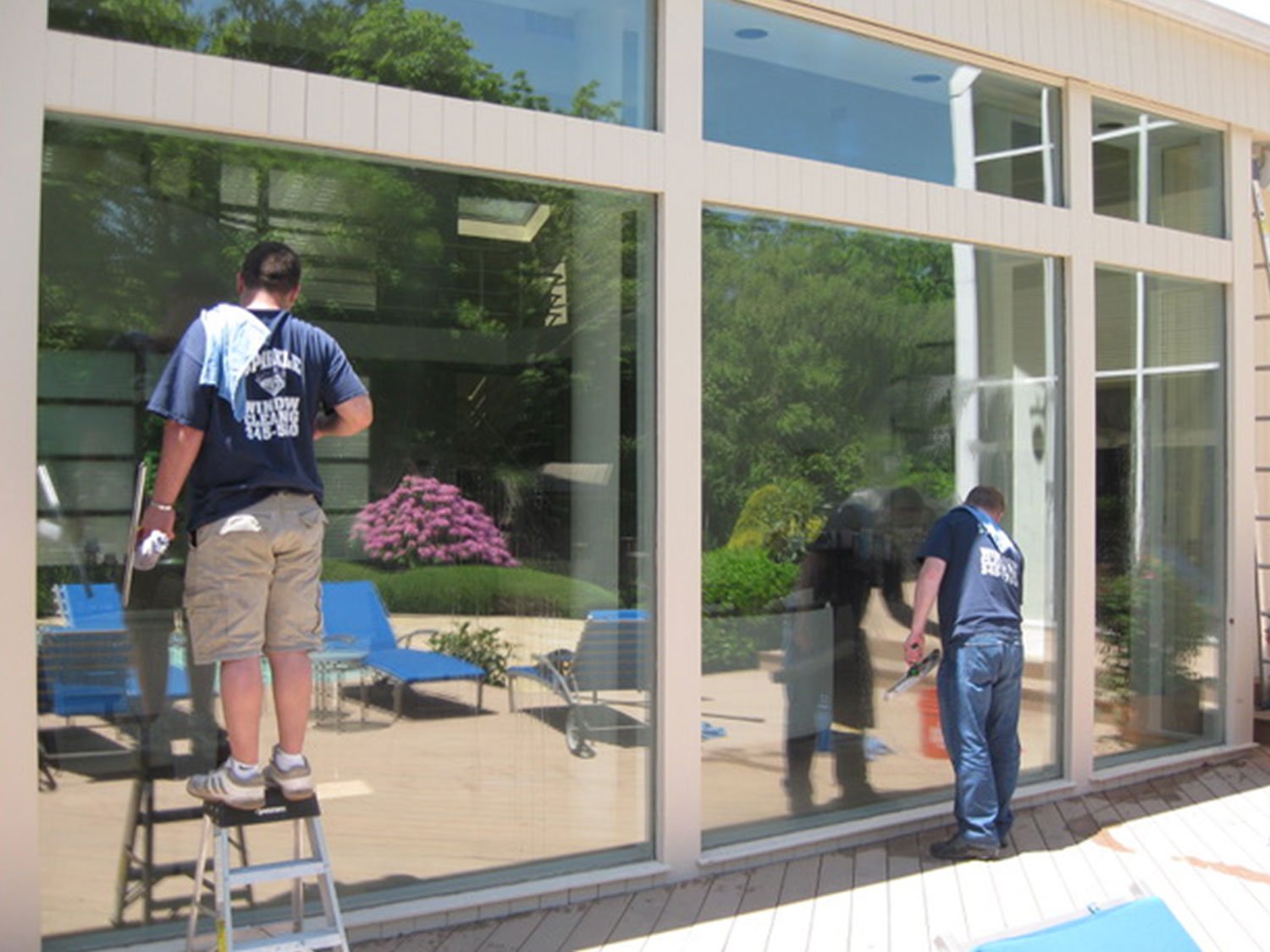 Residential Window Cleaning - Image 1
