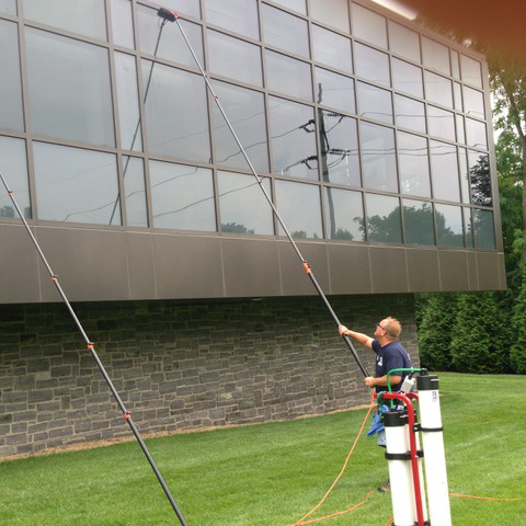 Commercial Window Cleaning – Image 4