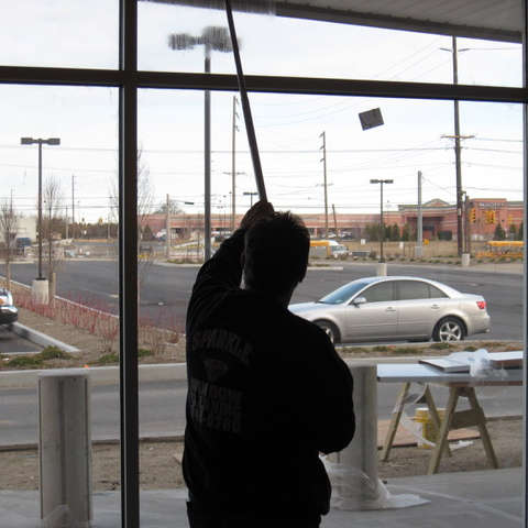Window Cleaning Services at Sparkle Window Cleaning